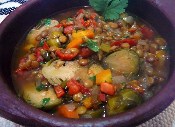 Como cocinar un rico guiso de verduras caribbeanfit - Cocinar verduras para dieta ...