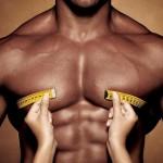 trabajar el pecho con pesas